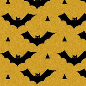 bat golden linen