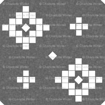 arizona charcoal linen