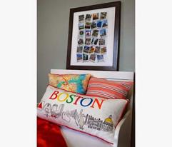 BOSTON landmarks drawing