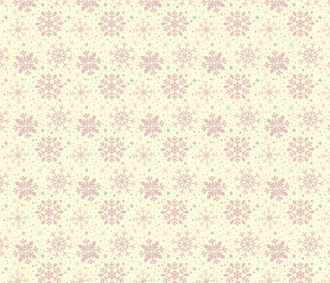 4x4-pattern-snowflake-pinkchristmas_shop_preview