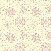 4x4-pattern-snowflake-pinkchristmas_shop_thumb