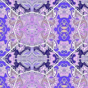 Ruminations From a Purple Paisley