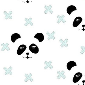 panda & x's mint