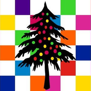 Checkerboard Holiday 3
