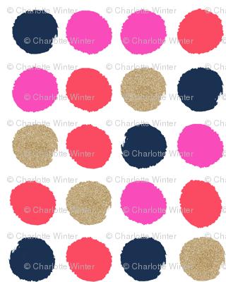 lipstick dots