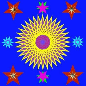 Geometric Religion