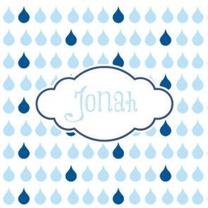 Raindrops Ocean -personalized