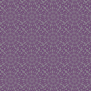 purple circles kaleidoscope tell3people