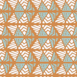 triangular stripes