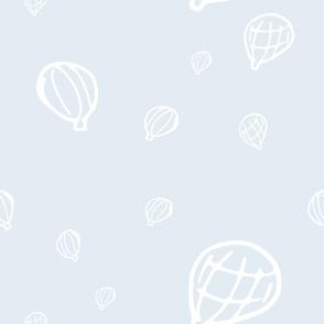 Little Hot Air Balloons