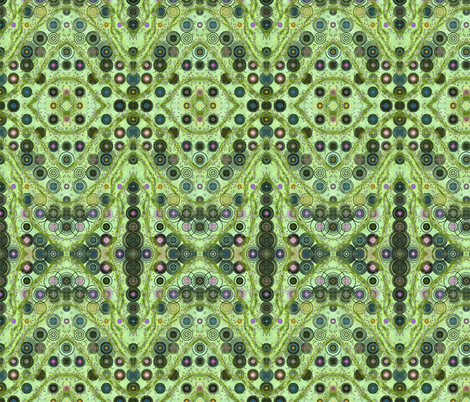 Guppies fabric by hekadesign on Spoonflower - custom fabric