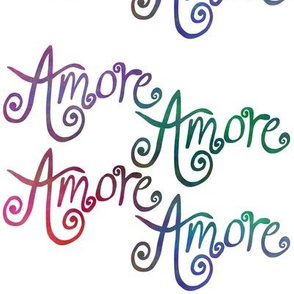 Amore - Rainbow