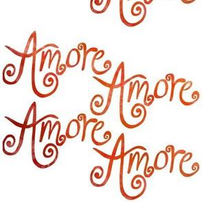 Amore - Oranges