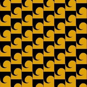 Waves Gold Black 3