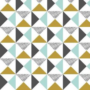 Hourglass Sketch Triangles