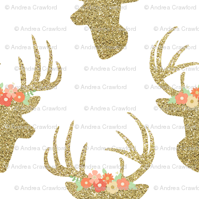 You look glitzy deer