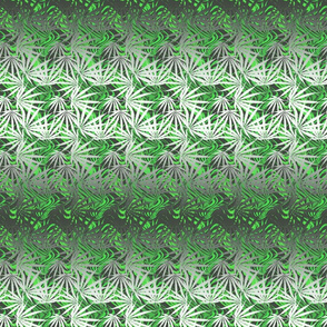 Sativa Pattern Green