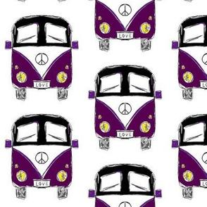 Camper purple