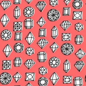 gems - coral