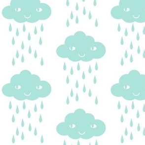 rain cloud mint