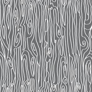 woodgrain charcoal