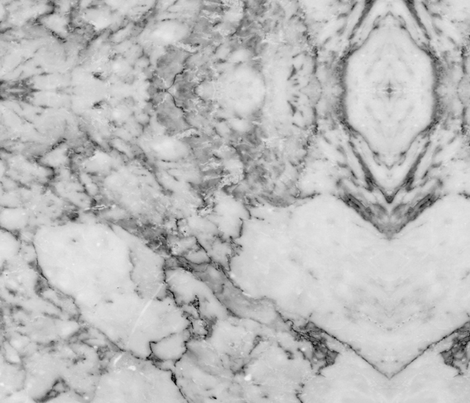 marble black and white fabric by charlottewinter on Spoonflower - custom fabric