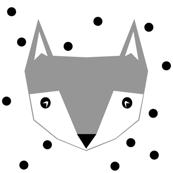 fox silver grey