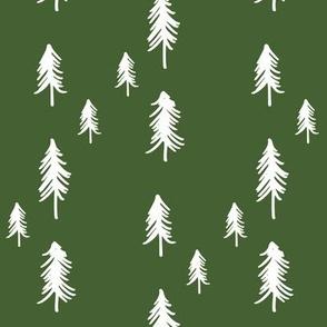Pine Tree - green