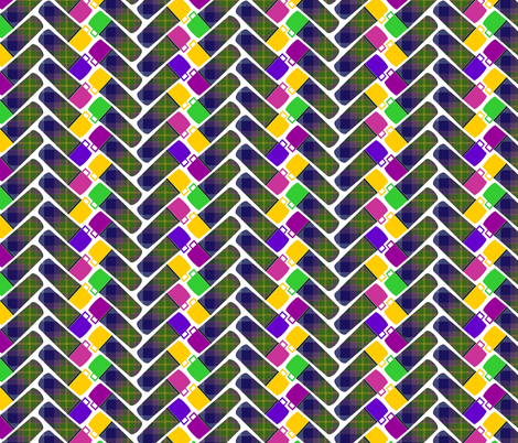Hurrah for Sir James Dewar! fabric by moirarae on Spoonflower - custom fabric
