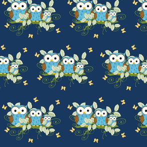 Family_of_Owls_blue