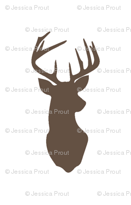 Brown Buck // Small Scale