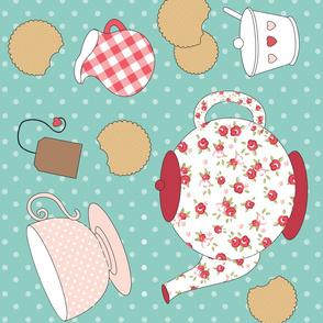Tea-time Pattern