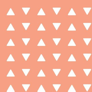 Triangles // Coral