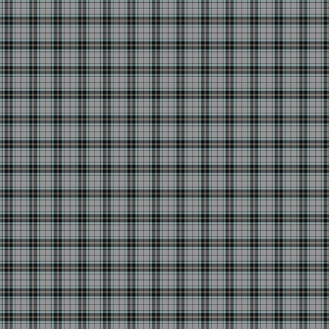 Custom Stars at Twilight Plaid fabric by eclectic_house on Spoonflower - custom fabric