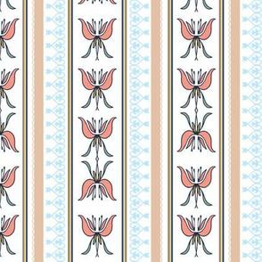 Floral Lace Scandinavian Print