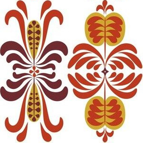 Folklore ornament