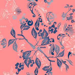 Oriental-Ornamental