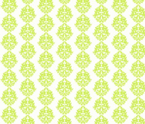 cat_damasklight fabric by amyjeanne_wpg on Spoonflower - custom fabric