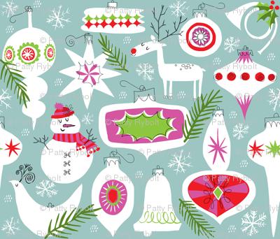 A Retro Christmas!