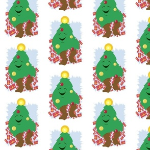 Happy Christmas Tree