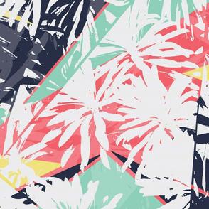 Floral geometrics