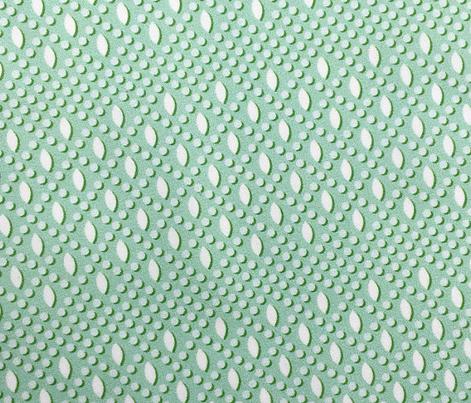 Vivianne* (Green Stamps) || beads beaded coin purse vintage souvenir polka dots diamonds geometric jadeite