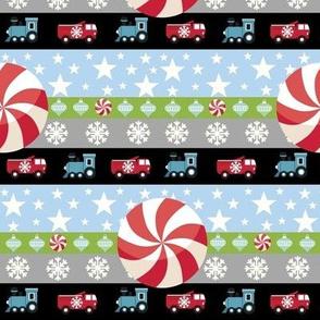 Candy Trains & Trucks