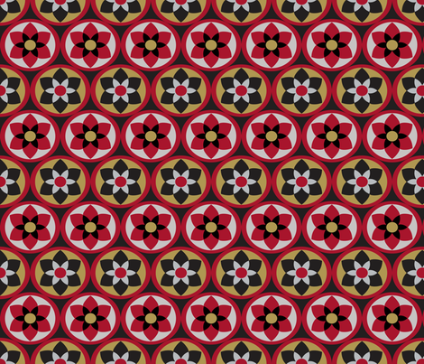 Long Winter  fabric by kimberly_guccione on Spoonflower - custom fabric