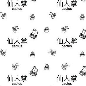 Cactus CHin