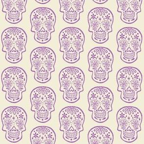Sugar Skulls - Lavender