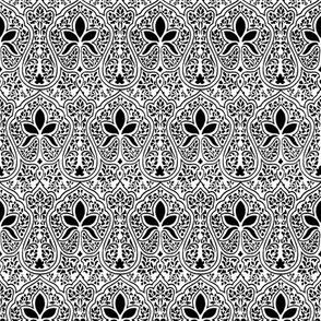 Rajkumari ~ Black and White