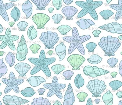 seashells - cool