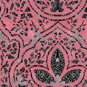 Rrajkumari___royal_scandal__with_silvered_and_black___batik___peacoquette_designs___copyright_2014_shop_thumb
