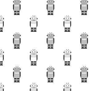 robot_grey_and_black_